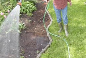 Choose a hose based on safety of materials size and burst rating. & Which Is the Best Garden Hose: Rubber or Vinyl? | Home Guides | SF Gate