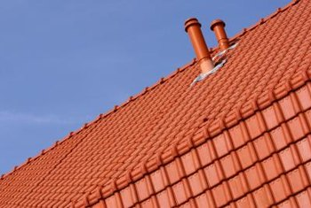 Rooftop vent pipes are an integral part of toilet plumbing.