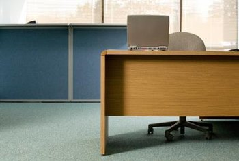 Laminated desktops require special care from refinishers.