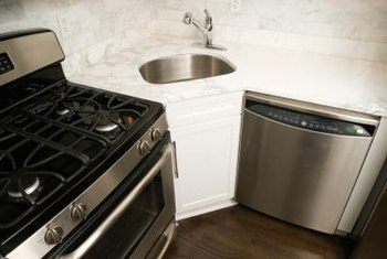Keep your sink near your dishwasher for ease of installation and use.