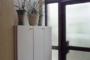 How To Install A Sliding Door With An Uneven Floor Home