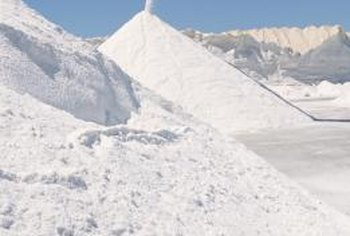 Salt is well-known as a de-icer, but it is also effective as a herbicide.