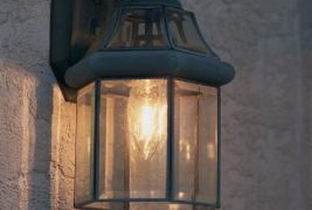 Can You Use Exterior Lighting Fixtures Indoors? | Home Guides | SF Gate