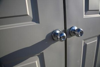 Replacement doorknobs are available in countless varieties and configurations to suit your needs.