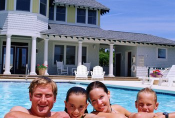 Even locations with lots of sunlight can benefit from a pool heater.