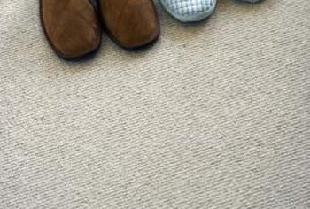 High-density carpet padding is a firm, durable option.
