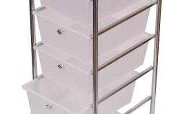 Clean out drawers periodically to prevent weight-related issues.