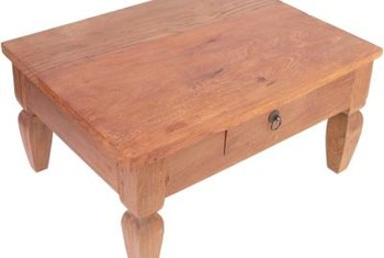 Old pine furniture can be refurbished and matched to your décor.