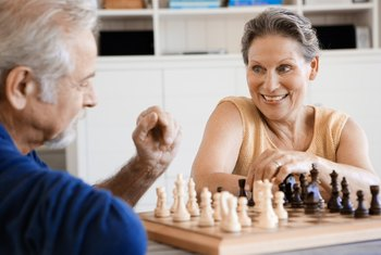 Timed strategy board games can stress the importance of quick and decisive action.