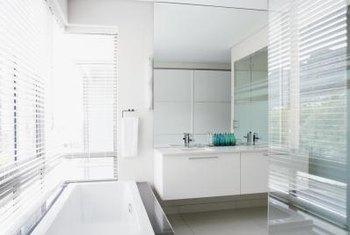 Floating Vanities Have Become A Trend In 21st Century Bathroom Design.