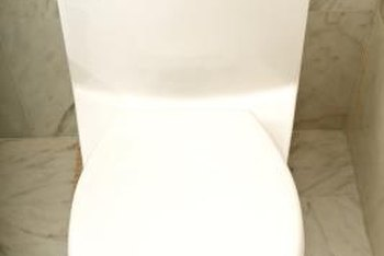 Repair of an unstable toilet before it leaks or the porcelain cracks.