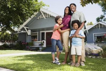 Home ownership is a long-term investment that provides tax incentives and financial equity.
