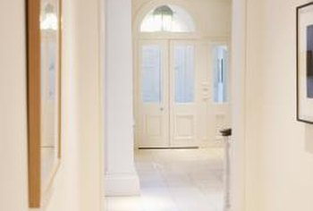 How To Make Doorways With A Curved Arch. Arches May Be Half, Partial Or  Ellipse.