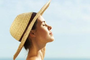 Your body synthesizes vitamin D when your skin is exposed to sunlight.