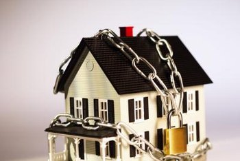 A foreclosure home's surviving mortgage liens may consist of principal balances and arrears.