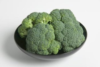 Eat your broccoli steamed or raw at least part of the time since heat can destroy some of the nutrients it contains.