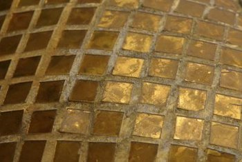 How to Repair Grout Between Glass Tiles   Home Guides   SF Gate