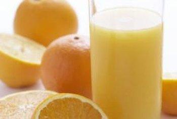 Frische Säfte aus Obst oder Gemüse sind bei Saftfasten erlaubt.