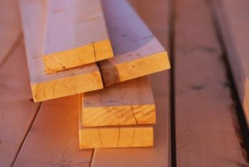 2-inch surfaced lumber is actually 1 1/2 inches thick.