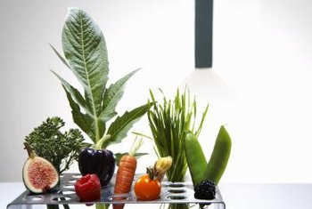 When shopping for indoor plants or herbs, consider the required light levels before purchasing.