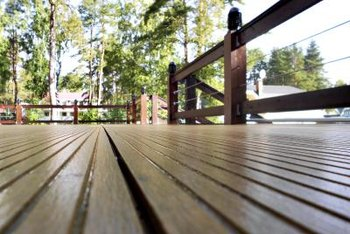 How To Clean And Paint A Deck Boards Require Regular Maintenance