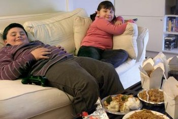 Obesity rates in children are at an all-time high.