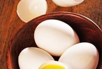 Washing eggshells prevents them from attracting pests.