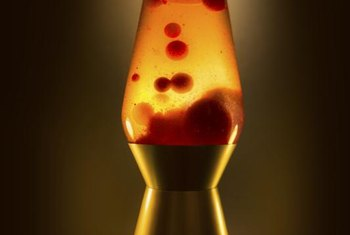 Do You Take The Top Off A Lava Lamp Bottle Home Guides Sf Gate