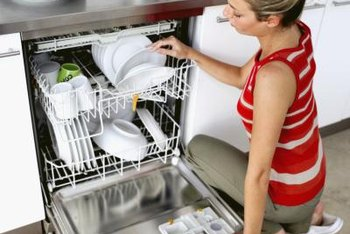 Disinfect your dishwasher every month or two to kill germs and bacteria.