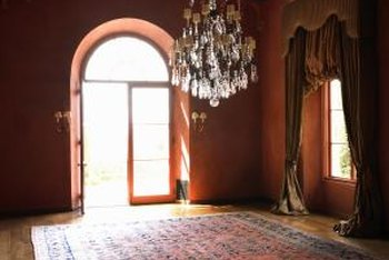 Persian carpets offer truly timeless style.