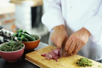 The skill of the chef impacts labor and food costs.
