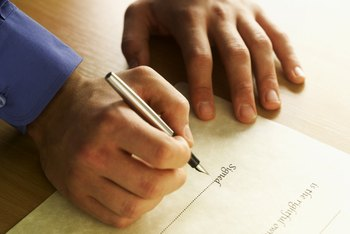 Joint tenancy ends when one tenant signs away their ownership rights.