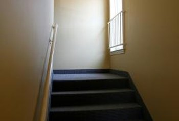 Wooden handrails are available in a variety of profiles.