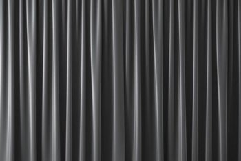 Blackout curtains help light sleepers stay slumbering through early morning hours.