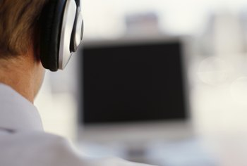 Give site visitors an audio experience by embedding MP3 links.