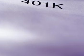 401(k) loans don't require credit checks or long application forms.