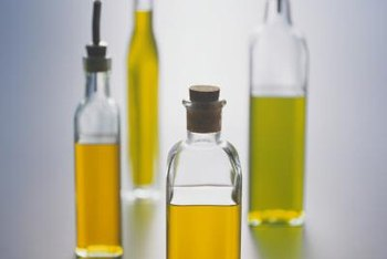 Olive oil and coconut oil have very different nutrient profiles when it comes to saturated and unsaturated fat
