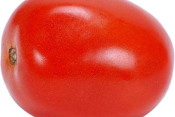 Roma tomatoes are known as paste tomatoes.