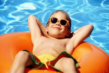The proper turnover rate helps keep your pool clean and healthy.