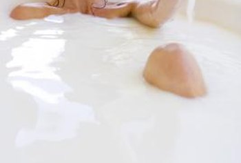 Repainting your steel bathtub will make it look like new.