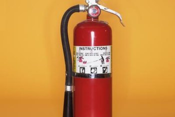 Even though you may never use it, a fire extinguisher is an important addition to every home.