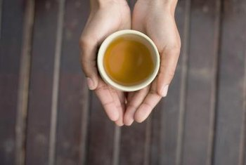 Earl Grey tea contains important antioxidants and minerals.