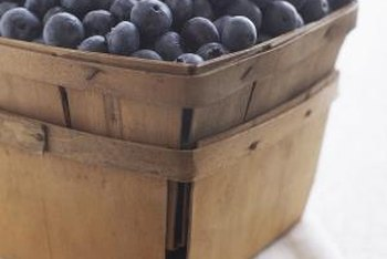 You can make blueberry juice at home with a blender.