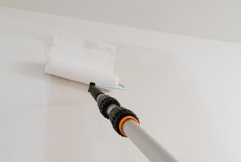 Drywall is easy to install, paint and tear away.