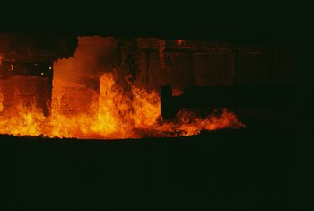 The potential for fire damage is one business risk.