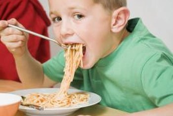 Carbohydrate-rich pasta is nutritionist approved.