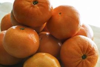 Citrus is among the many subtropical fruits that can be grown in USDA zone 9.