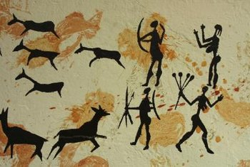 Paleolithic cave painting was both an expression and an invocation of creativity.