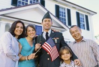 Qualify for a VA home loan with a minimum of 90 days of active service.
