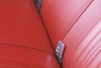 Repair the hole immediately to get a smooth, flawless vinyl seat.